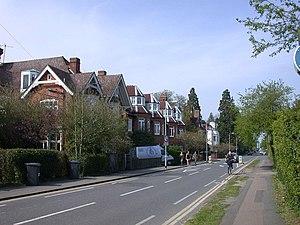 Grange Road, Cambridge - Houses in Grange Road