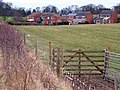 Housing estate on the western edge of Bedale - geograph.org.uk - 139443.jpg