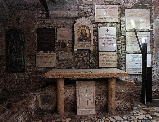Hrob sv. Cyrila