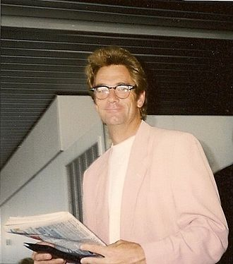 Huey Lewis - Lewis circa early 1990s