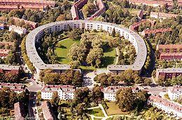 Residenze in stile moderno di berlino wikipedia for Stile moderno