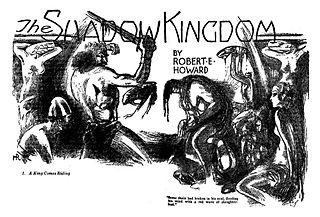 The Shadow Kingdom short story by Robert E. Howard