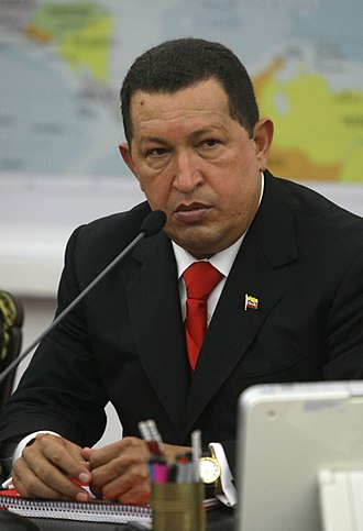 Term limit - Image: Hugo Chávez (02 04 2010)