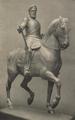 Hugo Lederer - Reiterstandbild Kaiser Friedrich III. in Aachen, 1911.png