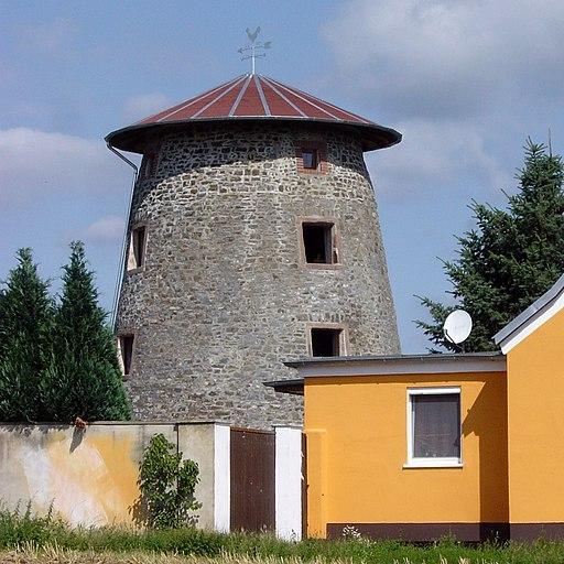 Hundisburg Windmühle