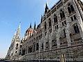 Hungarian Parliament, Danube side, Budapest (397) (13227535343).jpg