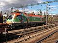 Hungary, Budapest, Kelenföldi pu., A-ÖBB (SOS Kinderdorf mozdony) 91 81 1116 007-6, 0006.JPG