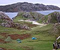 Hunkered down on the Ross of Mull - geograph.org.uk - 199897.jpg
