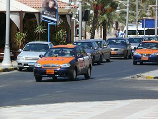 Taksówki w Hurghadzie