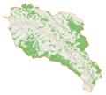 Hyżne (gmina) location map.png