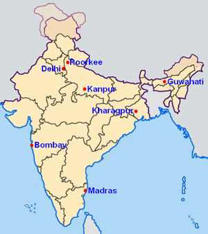IIT Location