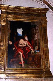 IMG_6716_-_Milano_-_S._Giorgio_al_Palazzo_-_Gaudenzio_Ferrari_-_S._Gerolamo_-_Foto_Giovanni_Dall'Orto_-_8-Mar-2007.jpg