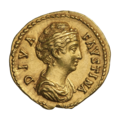 INC-1574-a Ауреус Фаустина Старшая после 141 г. (аверс).png