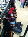 IPad 2 launch queue Raleigh North Carolina.jpg