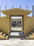 ISR-2015-Acre-Museum of the Underground Prisoners-Yard entrance 01.jpg