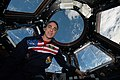 ISS-63 Cassidy wearing Flight Suit.jpg