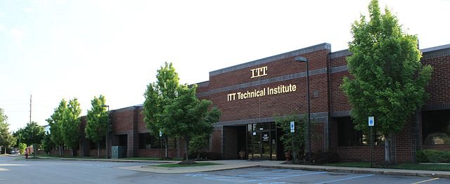 ITT Technical Institute campus Canton Michigan