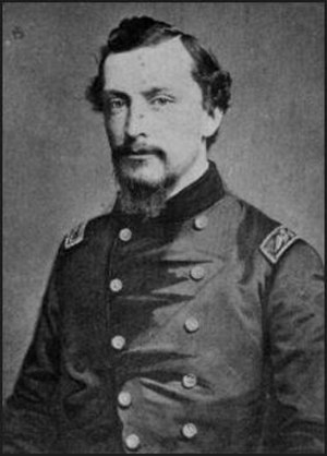 Isaac J. Wistar - Wistar as a colonel in the Union Army