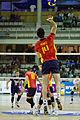 Ibán Pérez - Bilateral España-Portugal de voleibol - 01.jpg