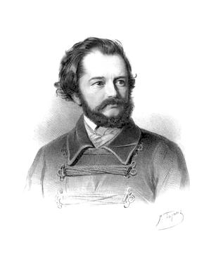 Ignacy Feliks Dobrzyński - Ignacy Feliks Dobrzyński.  Portrait by Maksymilian Fajans.