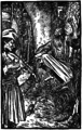 Illustration at page 97 in Grimm's Household Tales (Edwardes, Bell).png