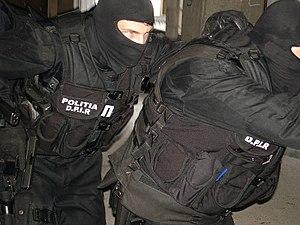 Detașamentul de Poliție pentru Intervenție Rapidă - DPIR in action