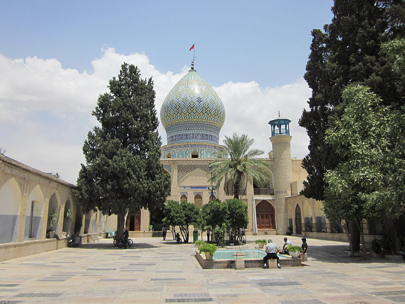 Arquivo: Imamzadeh-ye-e Ali Ebn Hamze (Shiraz) 001.jpg