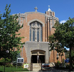 Windsor Terrace, Brooklyn - Immaculate Heart of Mary Church