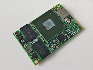 SolidRun - The i.MX6-based System-on-Module.