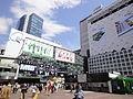 In Front of Shibuya Station 2012 (7929723468).jpg