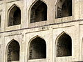 India - Hyderabad - 070 - archways of Golconda Fort (4334423598).jpg