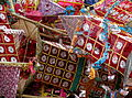 India - Hyderabad - 085 - colourful lanterns remain after HIndu fesitval (3920913810).jpg
