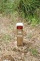 Indicación del Camí de Cavalls (29 de julio de 2015, camino a cala Llucalari) 01.jpg