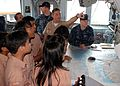 Indonesian Boy and Girl Scouts visit USS Vandegrift 120531-N-EO391-004.jpg