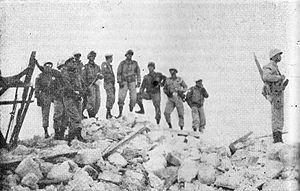 Indonesian Army - Indonesian Army soldiers in Sinai, 1957. They were part of the Garuda Contingent working under the UNEF