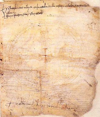 Veronese Riddle - Original text