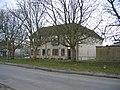Industrial estate seen from Springfields, Tetbury - geograph.org.uk - 141812.jpg