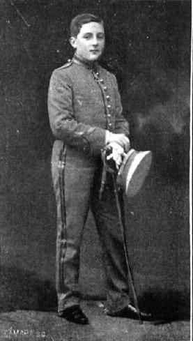 Infante Alfonso de Borbon