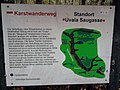 Informationstafel Karstwanderweg - Standort Uvala Saugasse.jpg
