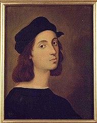 Portrait of Raphaël