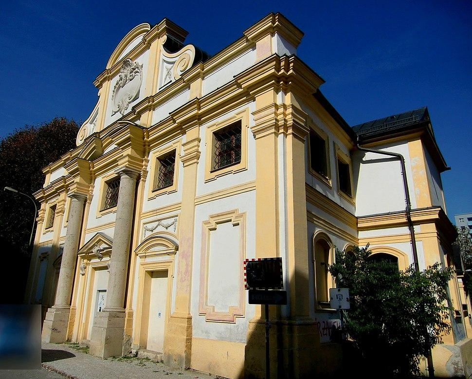 Innsbruck Siebenkreuzkapelle 2