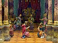 Innsbrucker Volkskunstmuseum - Krippensammlung - Der zwölfjährige Jesus im Tempel - Detail.jpg