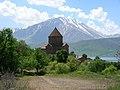 Insel Akdamar Աղթամար, armenische Kirche zum Heiligen Kreuz Սուրբ խաչ (um 920) (39526218725).jpg