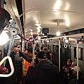 Inside antique subway car 11 Dec 2016 jeh.jpg