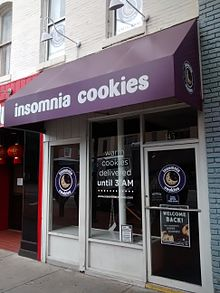 Insomnia Cookies Revolvy