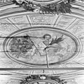 Interieur, plafond rechter voorkamer - Bolsward - 20037620 - RCE.jpg