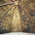 Interieur koor, gewelfschilderingen, overzicht vak 1, 3 en 5 en gedeelte van vak 2 en 7, na restauratie - Warmenhuizen - 20356250 - RCE.jpg