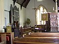 Interior, Church of St Mary the Virgin, Wylye - geograph.org.uk - 865563.jpg