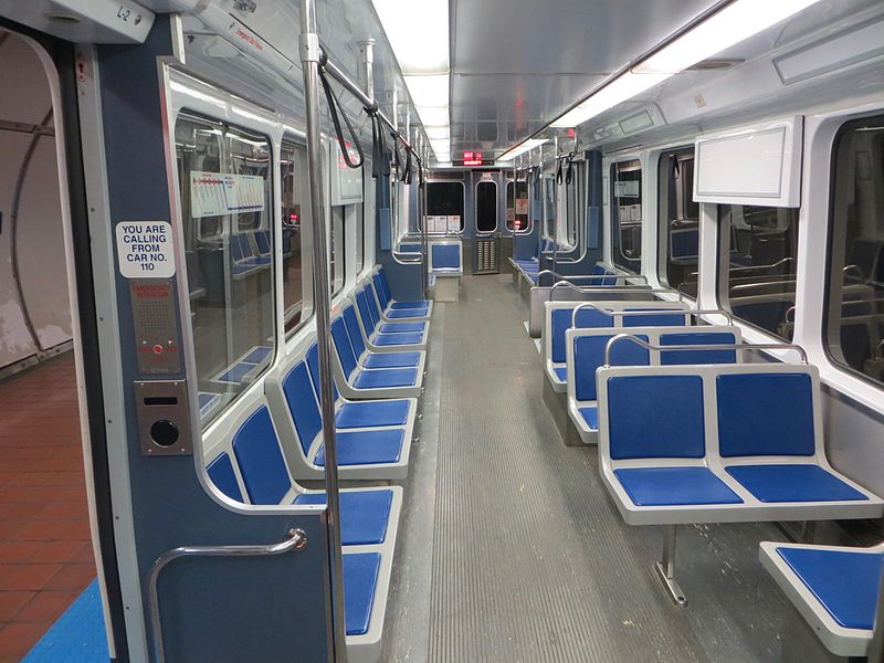 Файл:Interior of a Buffalo Metro Rail LRV (2015).jpg