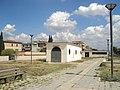 Interno stazione La Rustica Città - panoramio.jpg